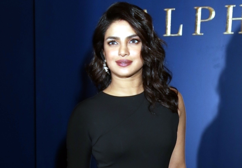 Actress Priyanka Chopra. (File Photo: IANS) by .
