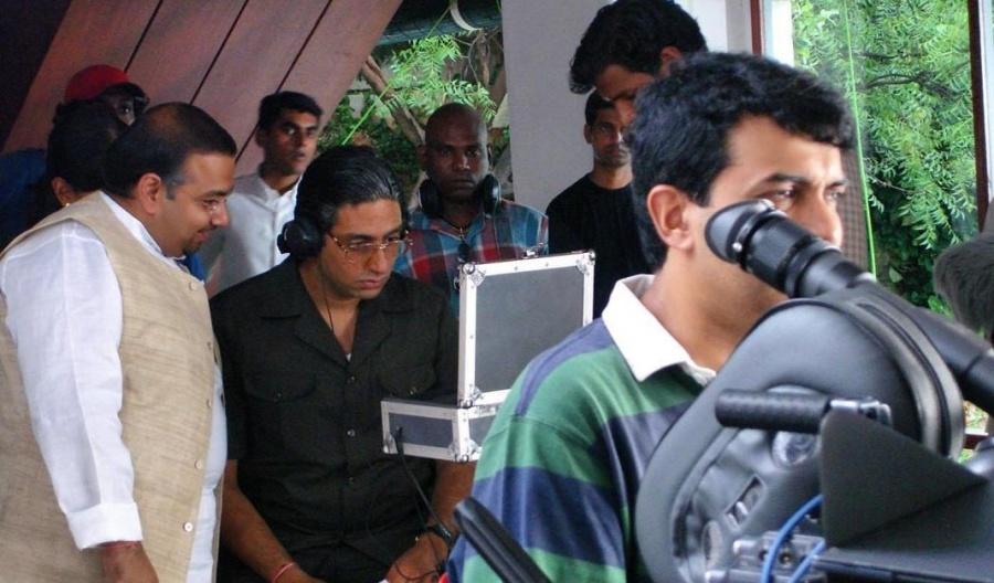 Abhishek Bachchan recalls shooting for 'Guru' in Madurai . by .