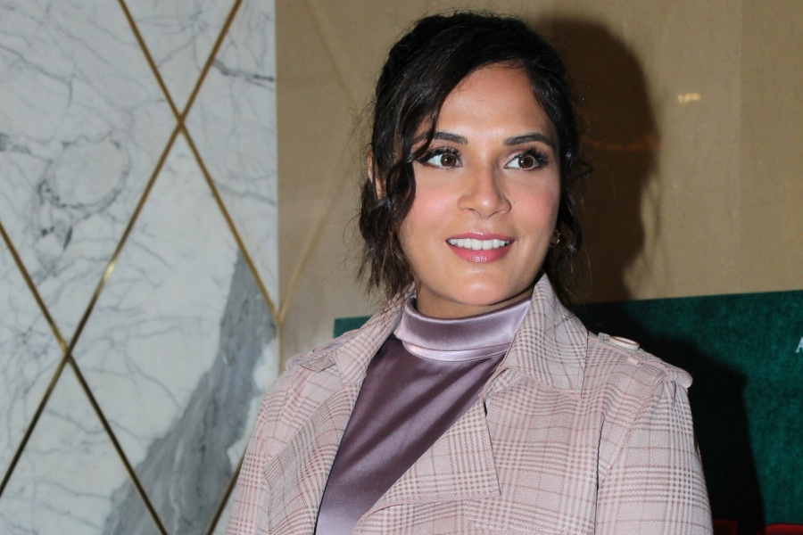 """Mumbai: Actress Richa Chadha at the trailer launch of her upcoming film """"Section 375"""" in Mumbai on Aug 13, 2019. (Photo: IANS) by ."""