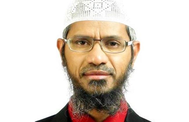 Zakir Naik (Photo: facebook@zakirnaik) by .