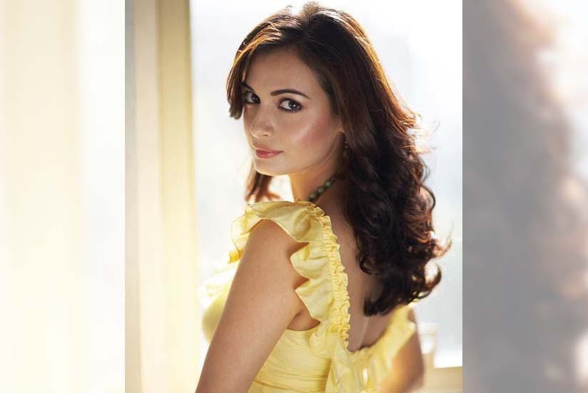 Dia Mirza's new challenge: 'Keep It Up'. by .