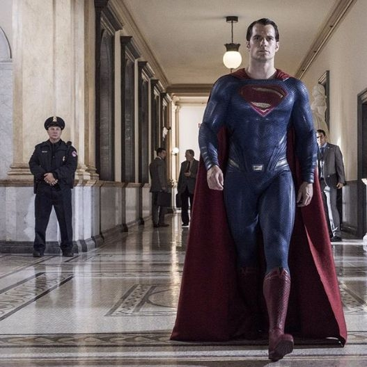 Henry Cavill might return as Superman. by .