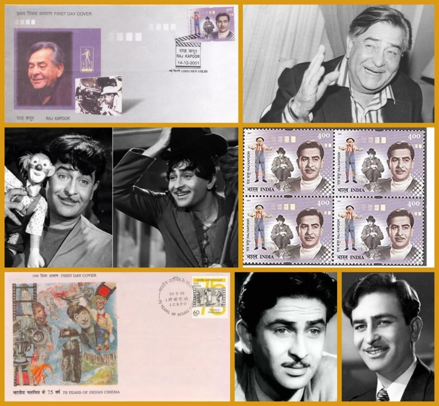 Raj Kapoor's 32nd death anniversary: Fans remember 'Showman'. by .