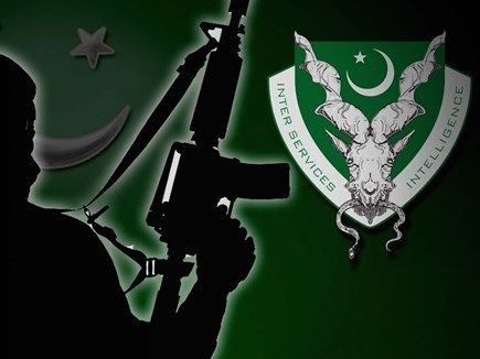 Pakistan's Inter-Services Intelligence (ISI). by .