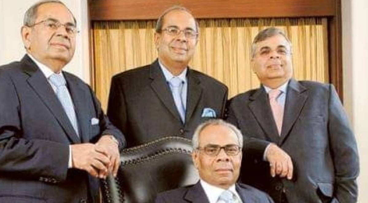 Hinduja brothers battle over $11b family fortune. by .