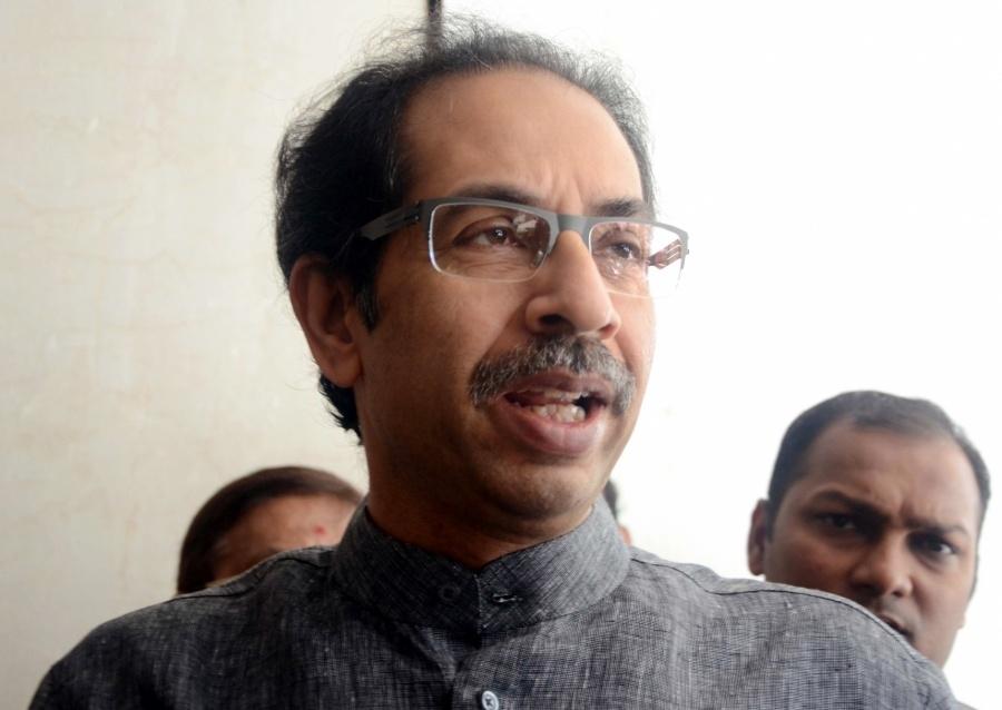 Uddhav Thackeray. (File Photo: IANS) by .