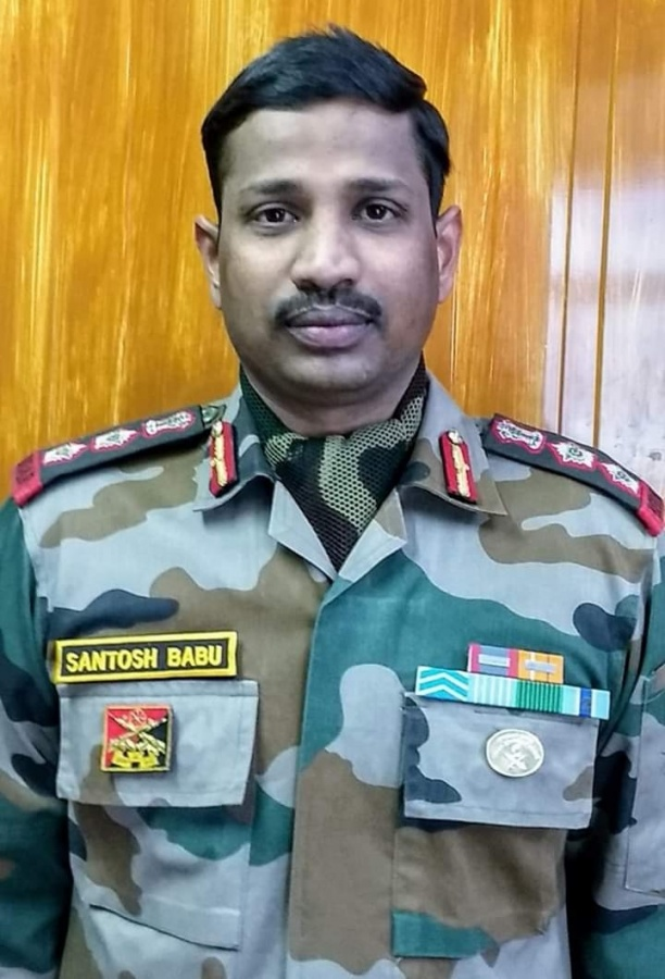 I am proud of my son, says martyred Colonel's mother. by .