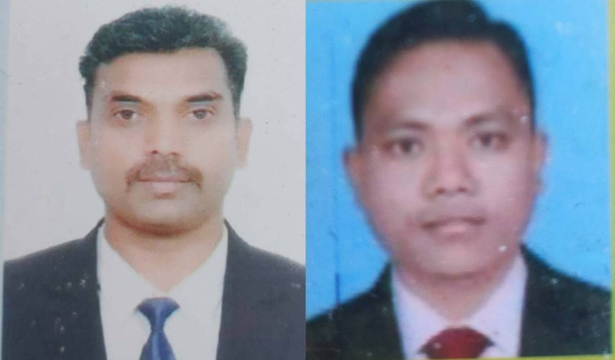 Two Indian High Commission staff in Pak go missing. by .