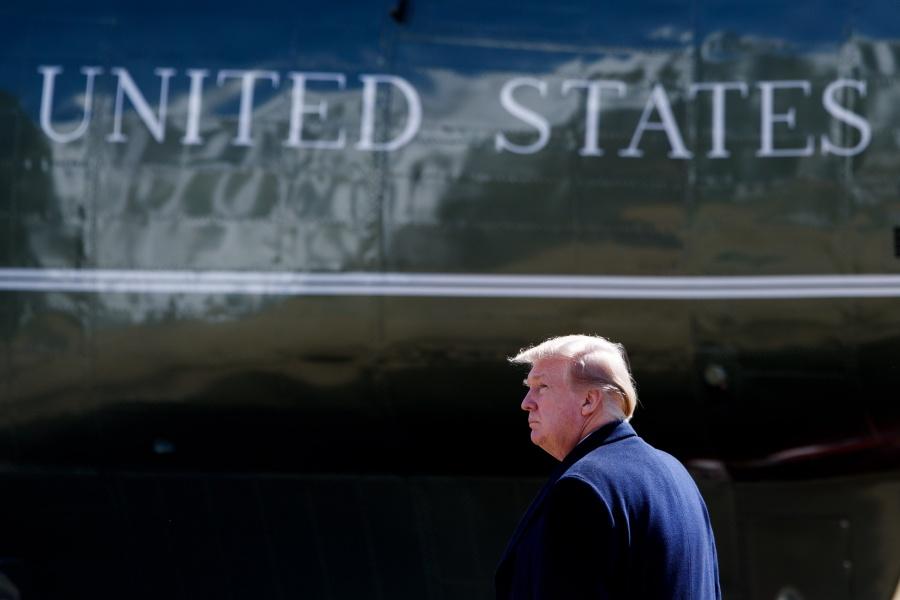 U.S.-WASHINGTON D.C.-TRUMP-PHYSICAL EXAM by .