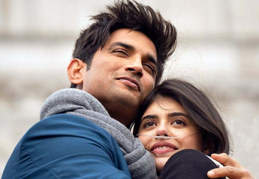 Sushant's final on-screen co-star Sanjana Sanghi is shattered. by .