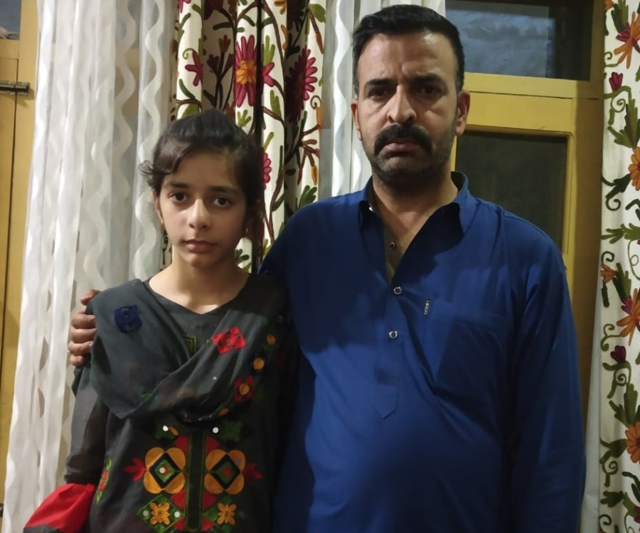 Aliya Tariq, 10, from Sopore in North Kashmir became the first person to receive the domicile certificate on June 22 under the new law that has been introduced after the scrapping of Article 370 and splitting of the erstwhile state of Jammu and Kashmir into two union territories. by .