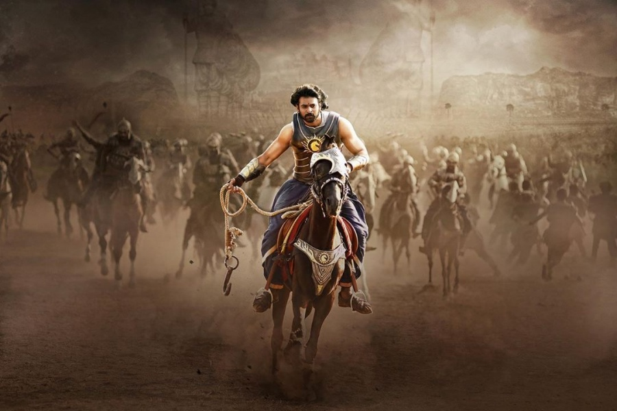 Prabhas shares never-before-seen photo from 'Baahubali'. by .