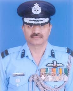 Air Commodore Hilal Ahmad Rather by .