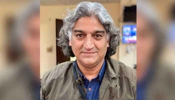 Senior journalist Matiullah Jan abducted from heart of Islamabad. by .