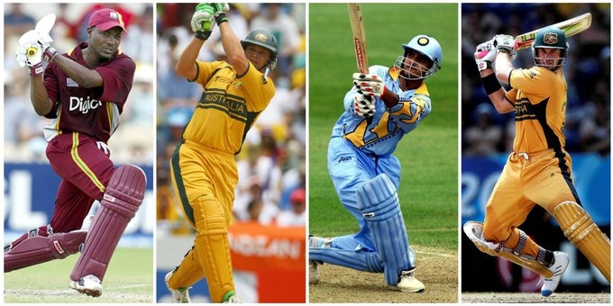 Yuvraj pays tribute to 'greatest left-handed legends'. by .