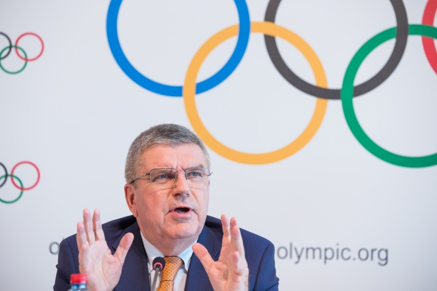 International Olympic Committee (IOC) President Thomas Bach. (File Photo: IANS) by .