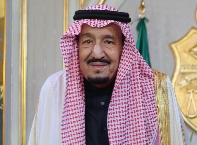 Saudi King Salman bin Abdulaziz Al Saud by .