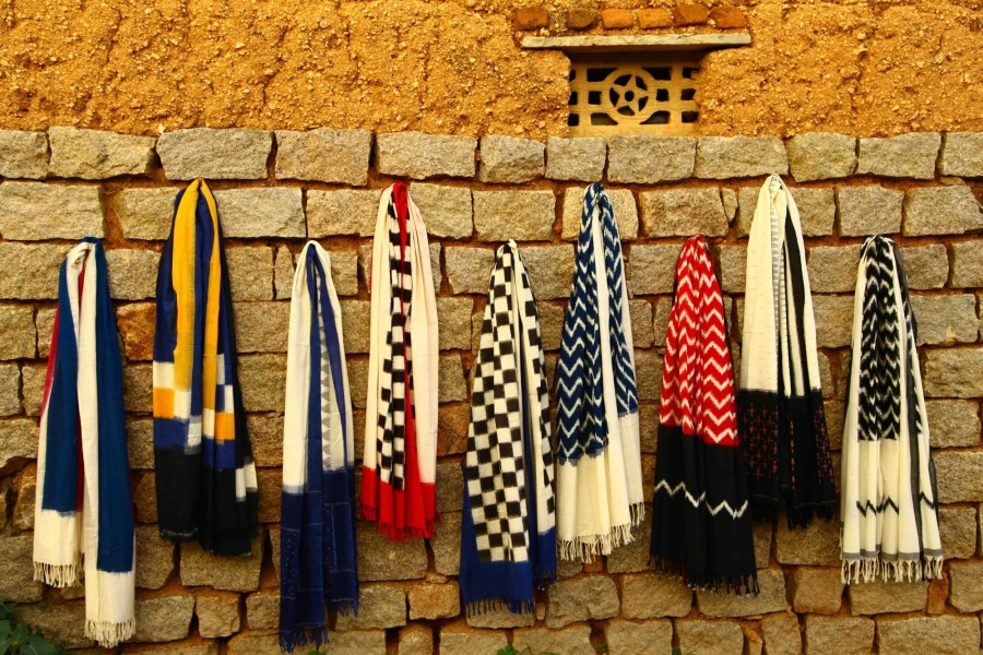 Online handloom exhibition aims at supporting artisans by .