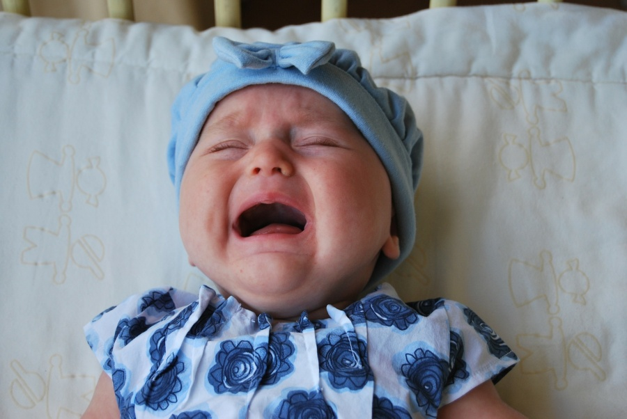Crying baby. by .