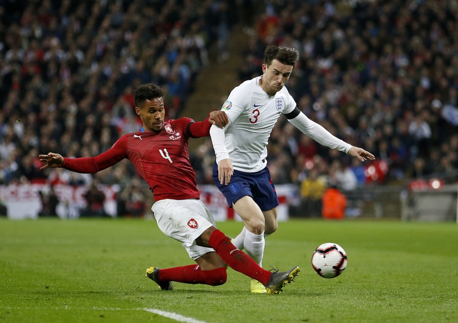 (SP)BRITAIN-LONDON-FOOTBALL-EURO 2020 QUALIFYING-ENGLAND VS CZECH REPUBLIC by .