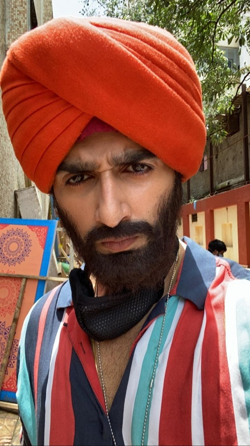 Nishant Singh Malkani loves his on-screen Sikh avatar. by .