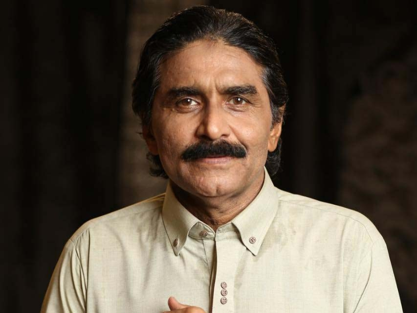 Javed Miandad. by .