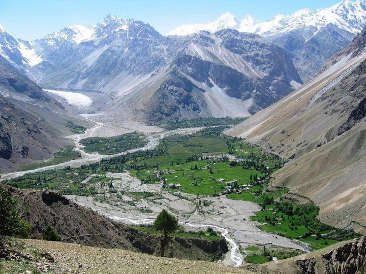 Gilgit Baltistan. by .
