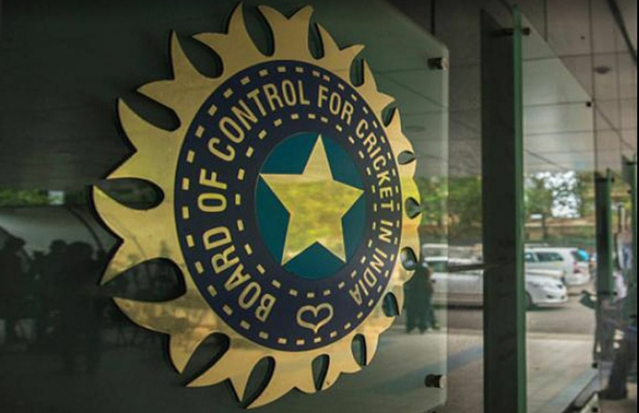 BCCI. by .