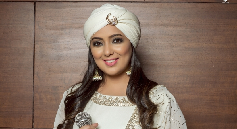 Harshdeep Kaur on COVID-19: People want to listen to meditative music. by .