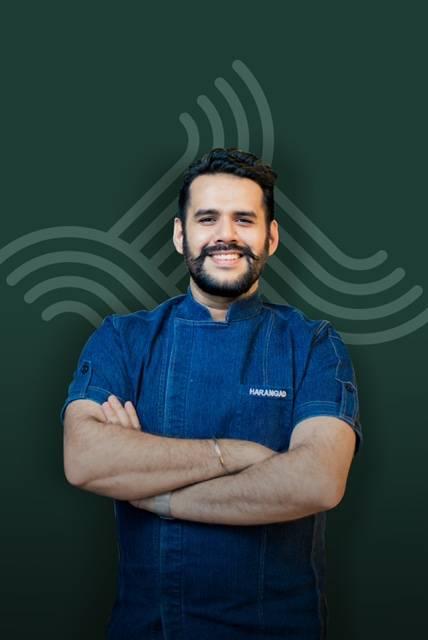 Chefpreneur Harangad Singh