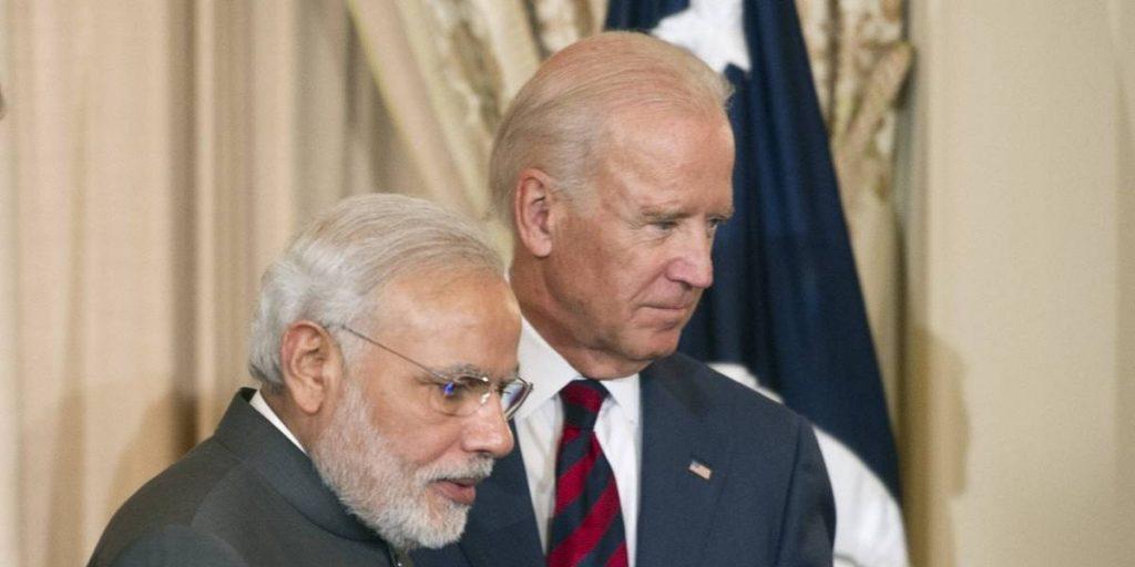 India - US Biden-Modi