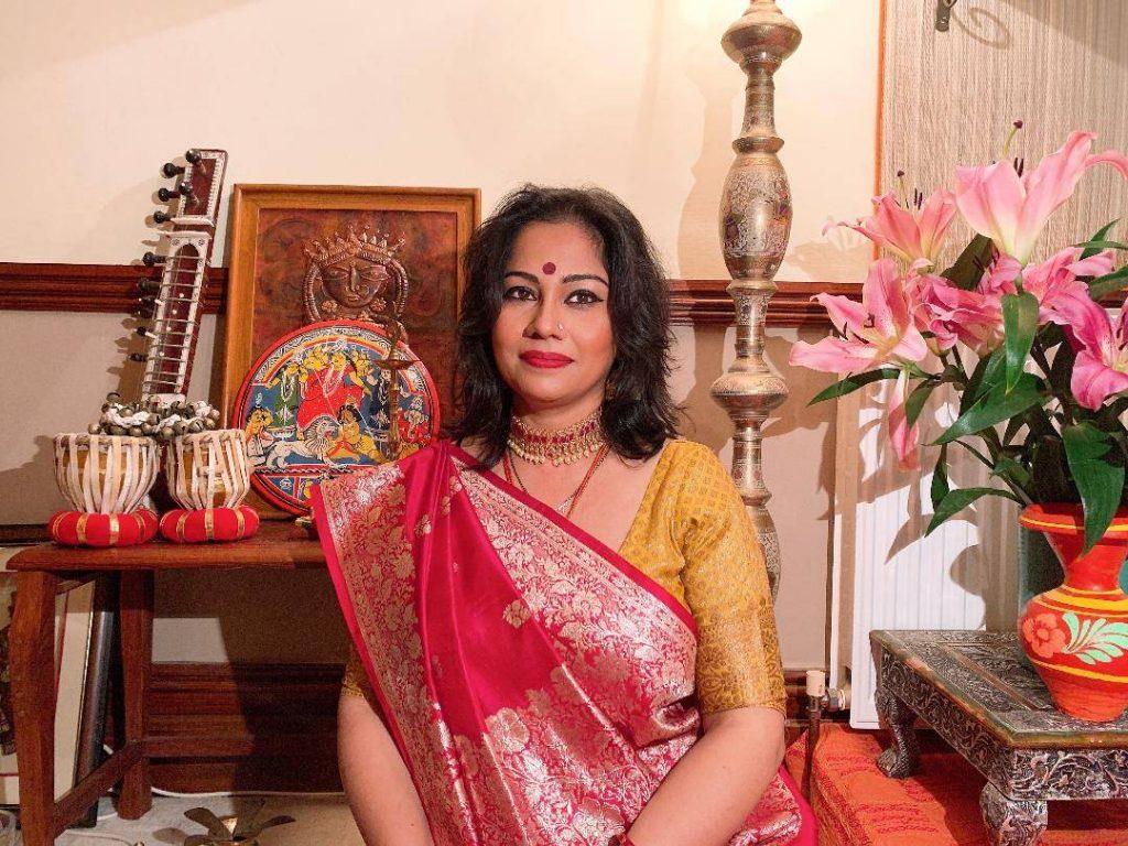 Sita and Draupadi